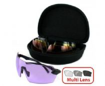 Evolution Matrix Shooting Glasses Multi Lens